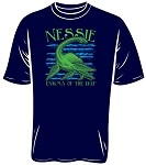 Nessie Loch Ness Monster T-Shirt (Size: Small)